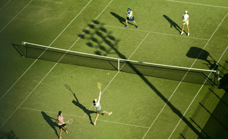 tennis, exercise, doubles game-2557074.jpg
